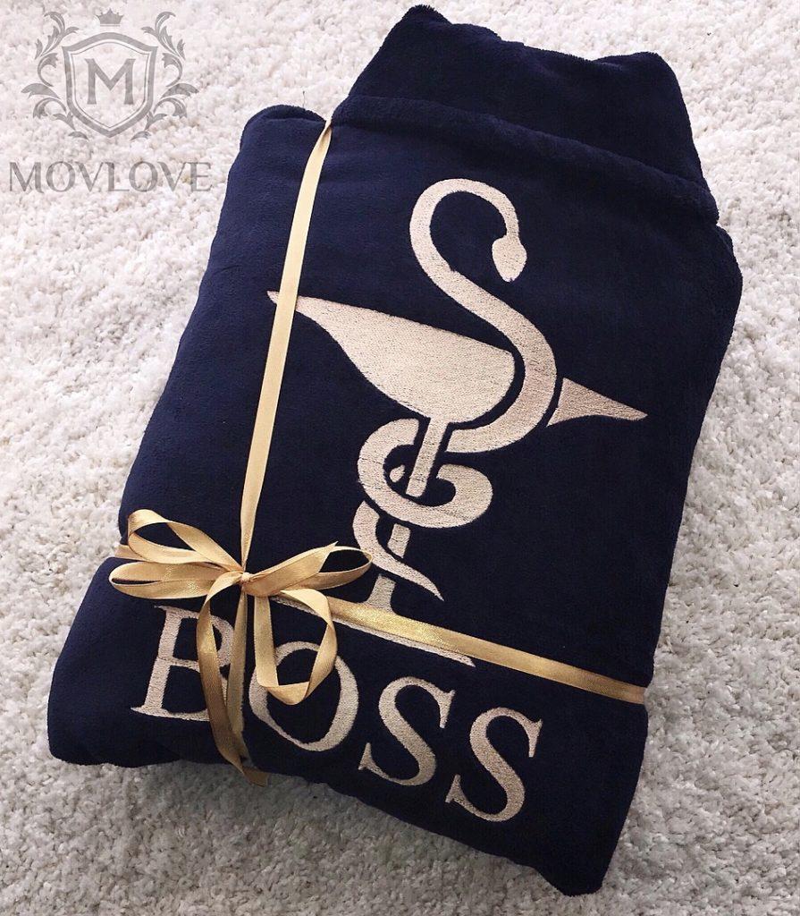 именной подарок для врача начальника