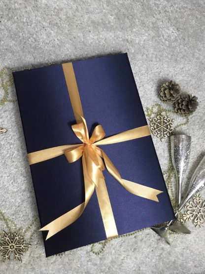 Подарочная упаковка премиум 1
