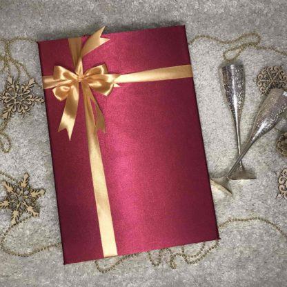Подарочная упаковка премиум 5